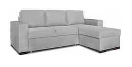 Диван угловой PROGRESS sofas&beds Элис левый 240х160 см Серый