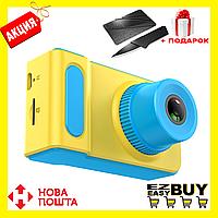 Детский цифровой фотоаппарат Smart Kids Camera V7. Детская игрушка фотоаппарат.