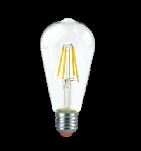 Светодиодная лампа Filament 8W