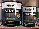 Лак-грунт по камню Strong Kompozit 2.7л, фото 2