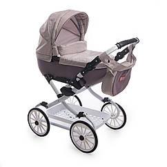 Коляска для куклы Broco Mini Avenu 2020 13 фиолетовый