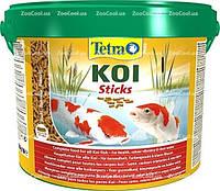 Корм для прудовых рыб Tetra Pond KOI Sticks в палочках 10 л