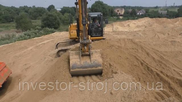 Купить песок в Харькове