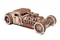 Конструктор деревянный Хот Род 3D. Wood trick пазл. 100% Гарантия качества (Опт,дропшиппинг)