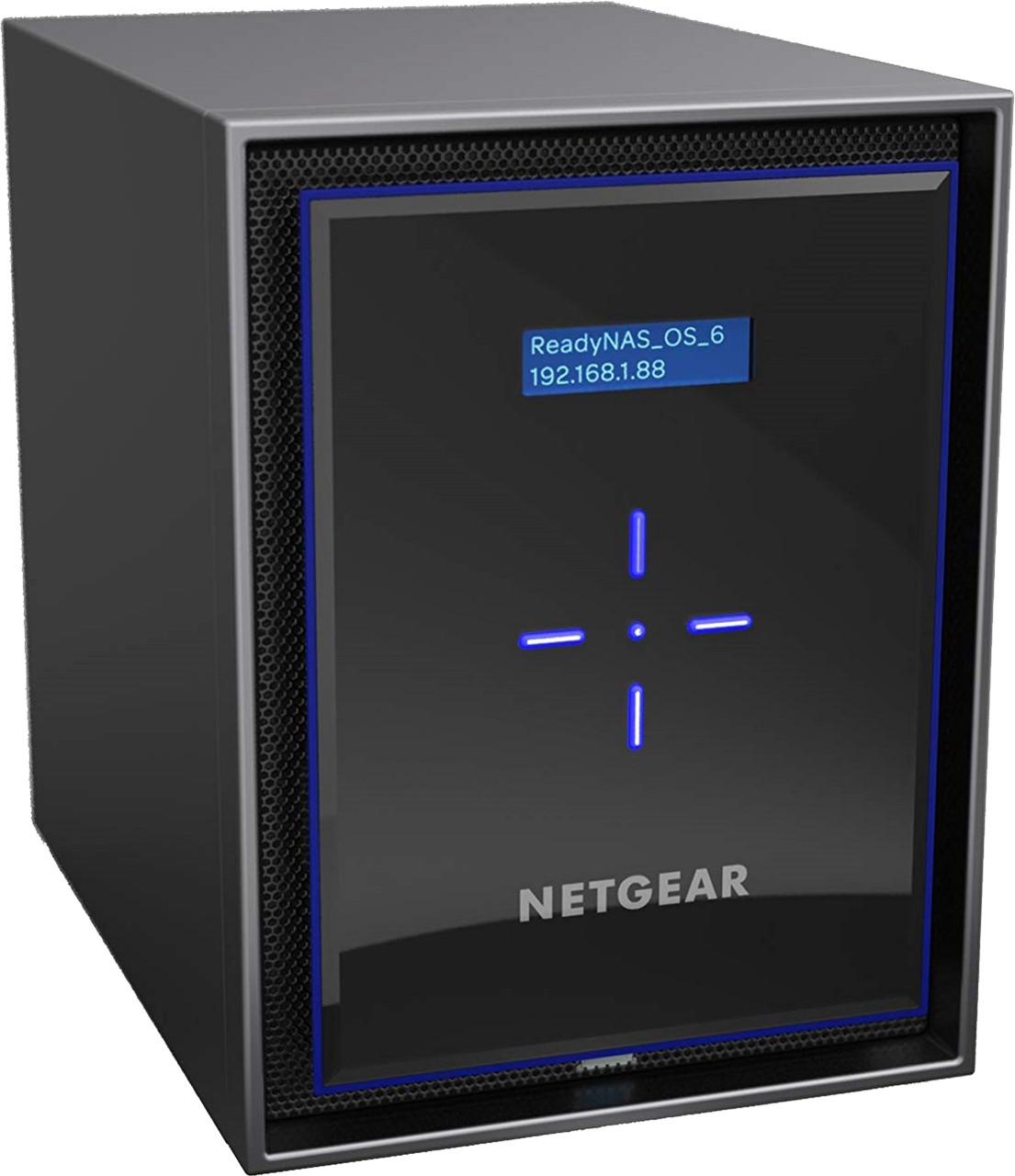 Мережний накопичувач Netgear RedyNAS RN426 (RN42600-100NES)