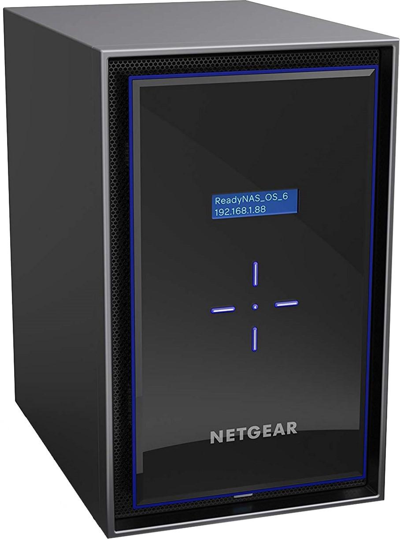 Мережний накопичувач Netgear RedyNAS RN428 (RN42800-100NES)