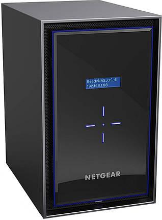 Мережний накопичувач Netgear RedyNAS RN428 (RN42800-100NES), фото 2