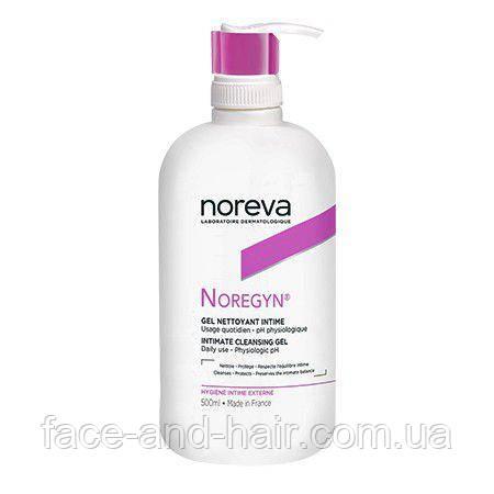 Гель для интимной гигиены Нореджин Норева Noreva Noregyn Intimate Cleansing Gel 500 мл