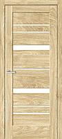 Двери межкомнатные Rino 02 Natural Look стекло сатин
