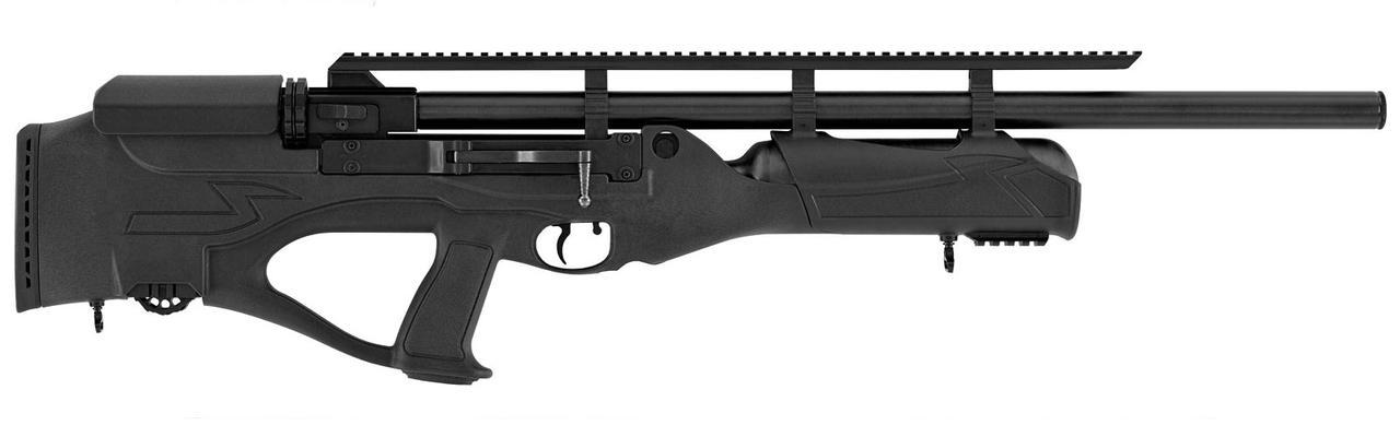 Пневматическая винтовка PCP Hatsan Hercules Bully 4.5мм 44 Дж