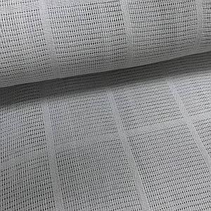 Филейная ткань (ширина 220 см) цвет серый