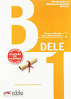 Pack DELE B1 (Libro + CD (2) + Claves)