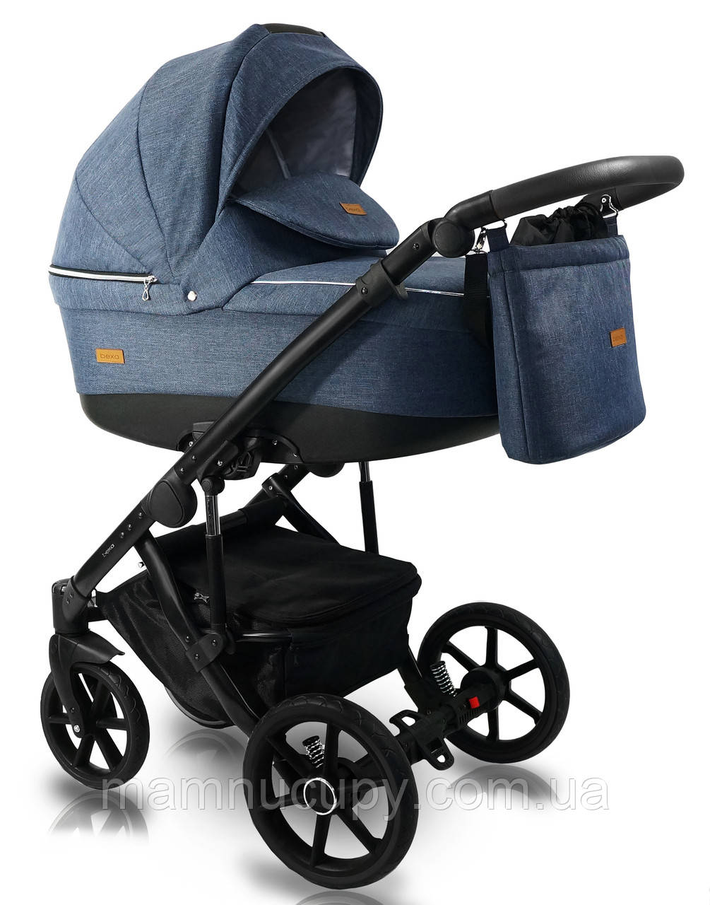 Дитяча універсальна дитяча коляска 2 в 1 Bexa Ultra 2.0 Ult2 (бекса ультра 2.0)
