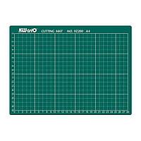 Килимок для різання A4 KW-Trio 03803 односторонній, макетний, самовідновлюється (280*219мм)