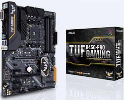 Asus TUF B450-Pro Gaming Socket AM4