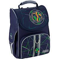 Рюкзак шкільний ортопедичний каркасний Kite Education Football K20-501S-2, фото 1