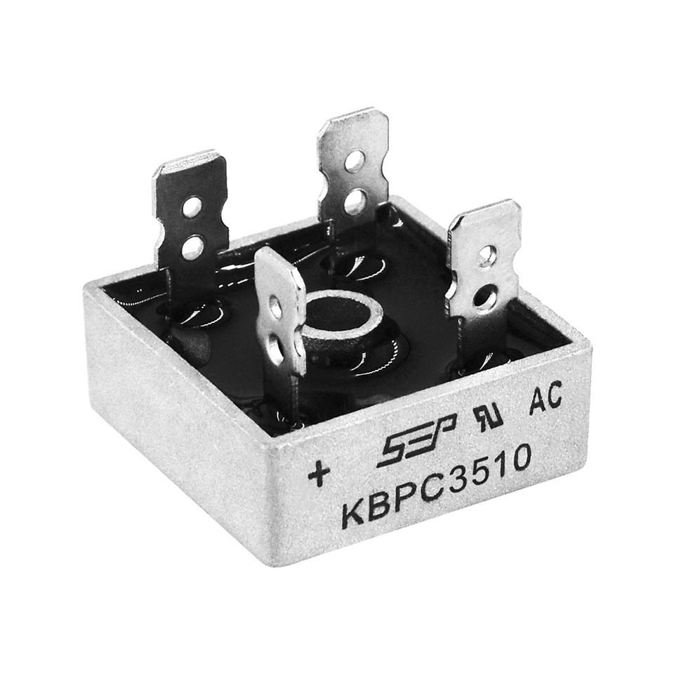 Діодний міст KBPC3510 1000В 35А (аналог MB3510)