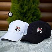 Кепка в стиле Fila 2 Black&White 2 цвета в наличии