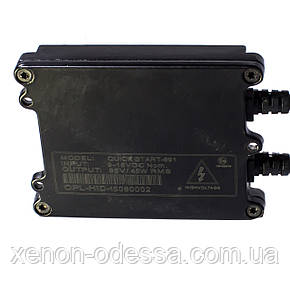 Блок быстрого розжига 891 Quick Start 45W AC Slim / балласт для ксенона, фото 2