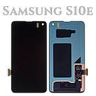 Модуль для Samsung Galaxy S10e, Samsung G970, черный, дисплей + сенсор, фото 2