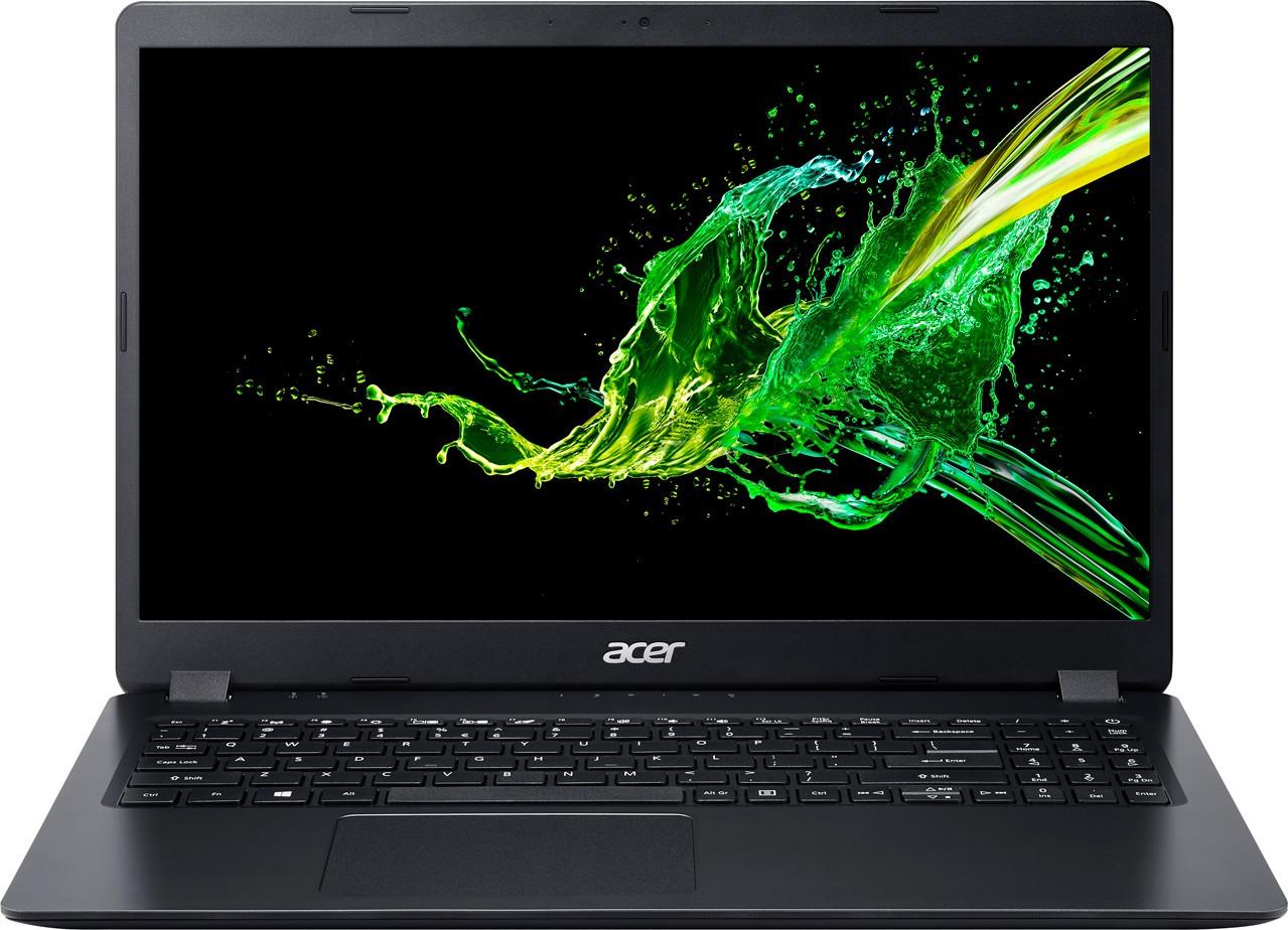 Ноутбук Acer Aspire 3 A315-54K (NX.HEEEU.036) FullHD Black