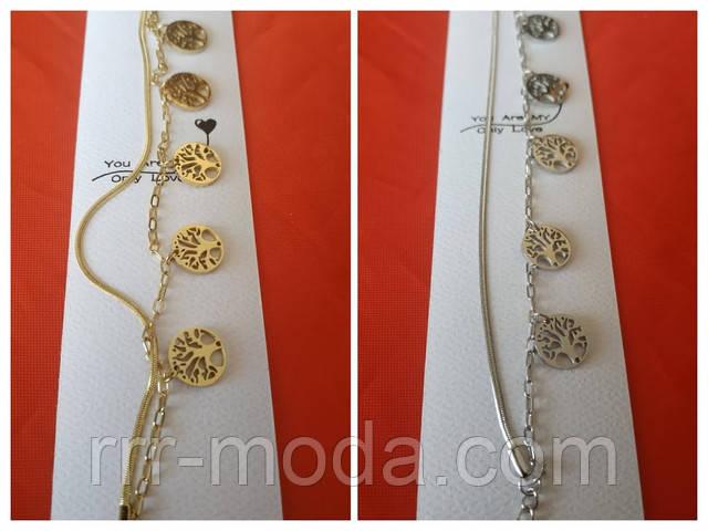 Фото. Ювелирная бижутерия RRR, брендовые женские браслеты.