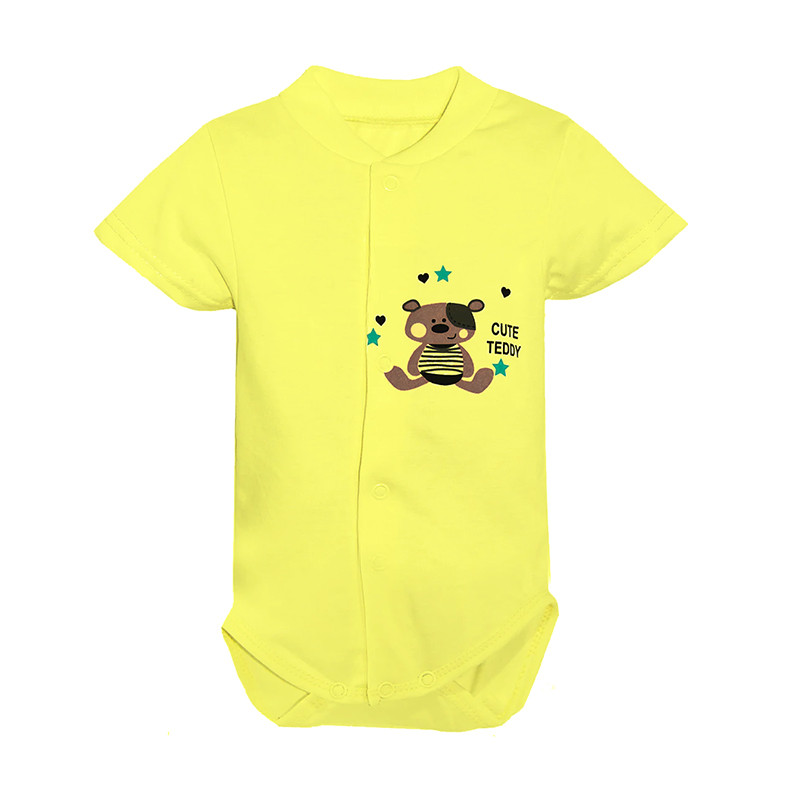 Бодик футболка Тедди 3-6 мес