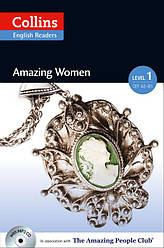 Amazing Women. Level 1 (+ MP3)