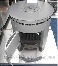 Дровяная отопительная печь Печурка Теплодар, фото 3