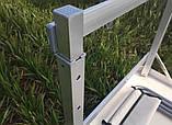 Стол для пикника раскладной + 4 стулья  Rainberg RB-9301 усиленный, фото 7