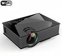 Портативный проектор UNIC 46 WiFi | Переносний проектор мультимедійний
