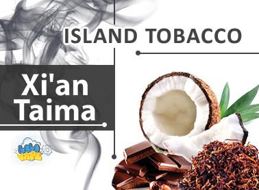 Ароматизатор xi'an Taima Island Tobacco (Ісландська тютюн)