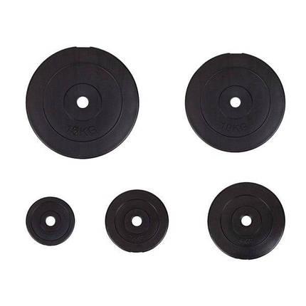 Композитный диск Fit-On 1,25-2,5-5-10-15 кг, фото 2