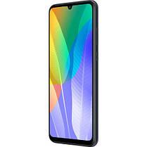 Смартфон HUAWEI Y6p 3/64Gb Dual Sim Midnight Black (51095KYP) UA, фото 2