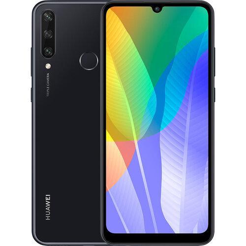 Смартфон HUAWEI Y6p 3/64Gb Dual Sim Midnight Black (51095KYP) UA
