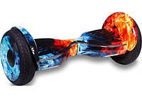 Гироборд Blue Ice Fire and Ice Galaxy Deep Space Volt 10,5 дюймов