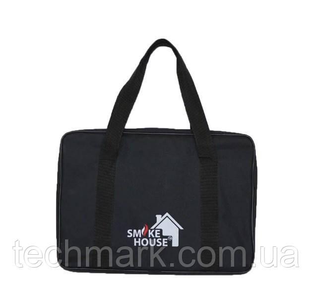 Сумка-чехол для транспортировки и переноски мангала на 8 шампуров