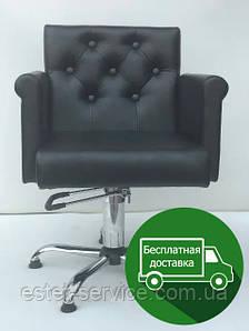 Кресло парикмахерское на пневматике КЛАССИК FZ040