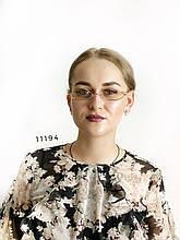 Узкие имиджевые очки (антиблик)