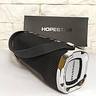 Мощная Беспроводная Портативная Блютуз колонка Hopestar H24