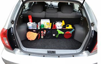 Сумки, сітки, органайзери для авто