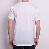 Чоловіча спортивна футболка PUMA, білого кольору, фото 2