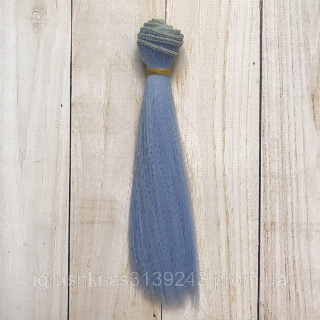 Волосся для ляльок (тресс) 15 * 100 см Колір 65
