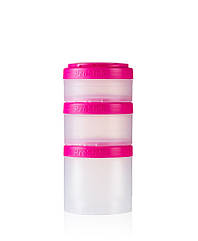 Контейнер спортивний BlenderBottle Expansion Pak Clear/Pink (ORIGINAL)