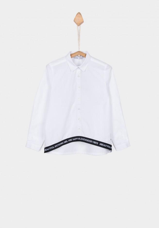 Блузка для девочки Tiffosi 10034138/001 рост 116