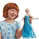 Кукла принцесса Эльза Дисней с кольцом Холодное сердце Disney Elsa Frozen, фото 2