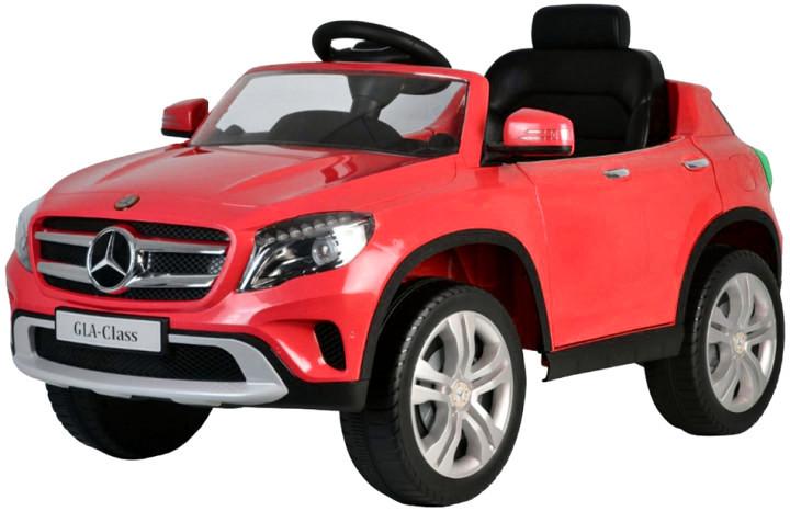 Детский Электромобиль Mercedes Benz Red