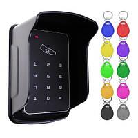 Система контроля доступа СКД панель RFID с клавиатурой 5Y0A B09 + 10 брелков