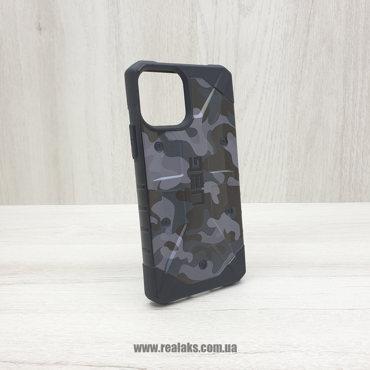 Чохол UAG копія Apple iPhone 11 / 11Pro / 11Pro Max grey/black