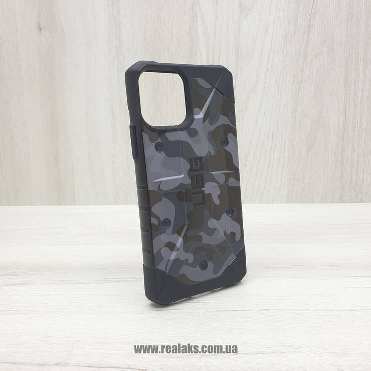 Чохол UAG копія Apple iPhone 11 / 11Pro / 11Pro Max grey/black, фото 2